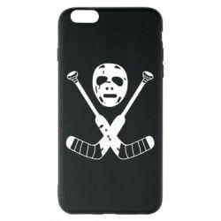 Чохол для iPhone 6 Plus/6S Plus Хокейна маска