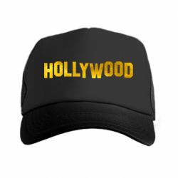 Кепка-тракер HOLLYWOOD