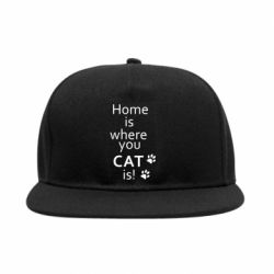 Снепбек Home is where your Cat is!
