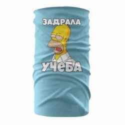 Бандана-труба Homer is tired of studying