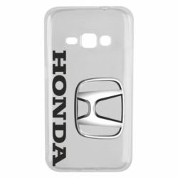 Чехол для Samsung J1 2016 Honda 3D Logo