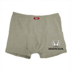 Мужские трусы Honda 3D Logo - FatLine