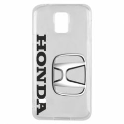 Чехол для Samsung S5 Honda 3D Logo