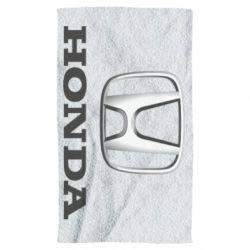 Полотенце Honda 3D Logo