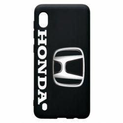 Чехол для Samsung A10 Honda 3D Logo