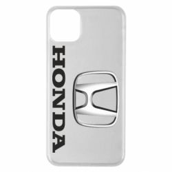 Чехол для iPhone 11 Pro Max Honda 3D Logo
