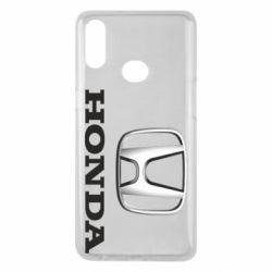 Чехол для Samsung A10s Honda 3D Logo