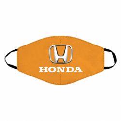 Маска для лица Honda 3D Logo