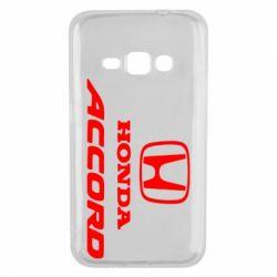 Чехол для Samsung J1 2016 Honda Accord