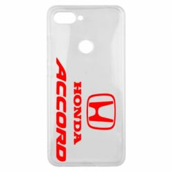 Чехол для Xiaomi Mi8 Lite Honda Accord