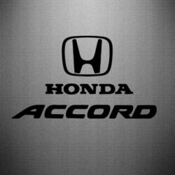 Наклейка Honda Accord