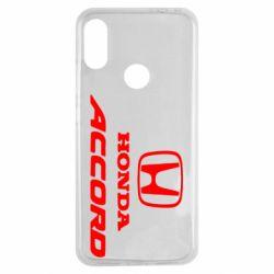 Чохол для Xiaomi Redmi Note 7 Honda Accord