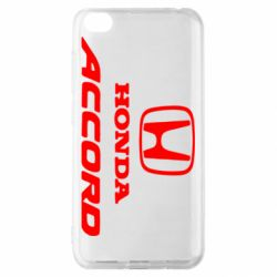 Чохол для Xiaomi Redmi Go Honda Accord
