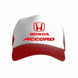 Дитяча кепка-тракер Honda Accord