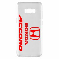 Чехол для Samsung S8+ Honda Accord