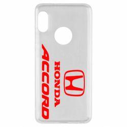 Чохол для Xiaomi Redmi Note 5 Honda Accord