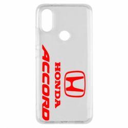 Чехол для Xiaomi Mi A2 Honda Accord