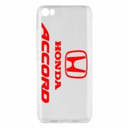 Чехол для Xiaomi Mi5/Mi5 Pro Honda Accord