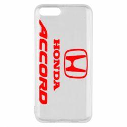 Чехол для Xiaomi Mi6 Honda Accord
