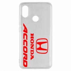 Чехол для Xiaomi Mi8 Honda Accord