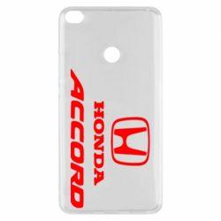 Чохол для Xiaomi Mi Max 2 Honda Accord