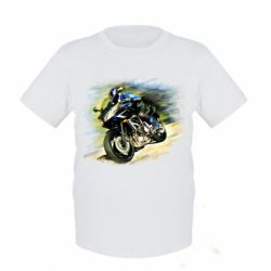 Детская футболка Honda art 2