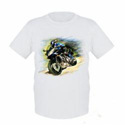 Дитяча футболка Honda art 2