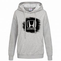 Женская толстовка Хонда арт, Honda art - FatLine