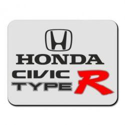 Коврик для мыши Honda Civic Type R - FatLine