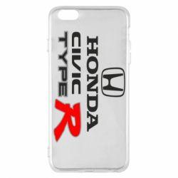 Чохол для iPhone 6 Plus/6S Plus Honda Civic Type R