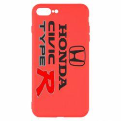 Чохол для iPhone 8 Plus Honda Civic Type R