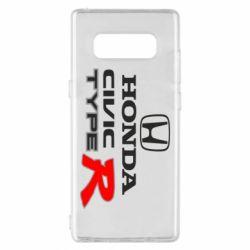 Чохол для Samsung Note 8 Honda Civic Type R