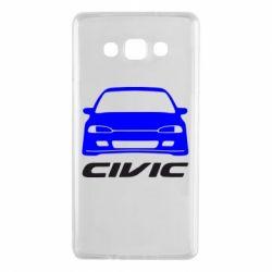 Чохол для Samsung A7 2015 Honda Civic