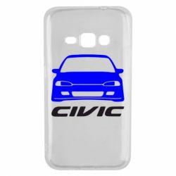 Чохол для Samsung J1 2016 Honda Civic