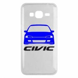 Чохол для Samsung J3 2016 Honda Civic