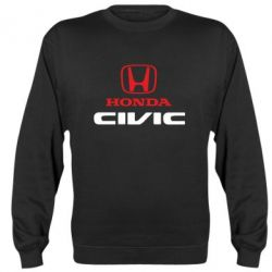 Реглан (свитшот) Honda Civic