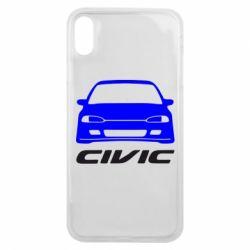 Чохол для iPhone Xs Max Honda Civic