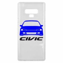 Чохол для Samsung Note 9 Honda Civic
