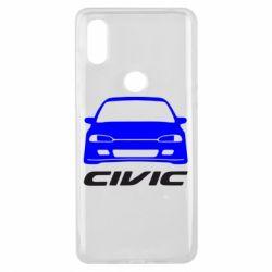 Чохол для Xiaomi Mi Mix 3 Honda Civic