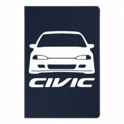 Блокнот А5 Honda Civic