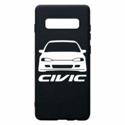 Чохол для Samsung S10+ Honda Civic