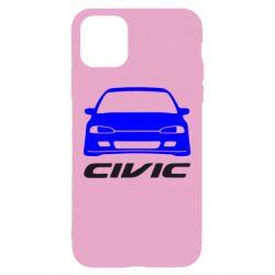 Чохол для iPhone 11 Honda Civic