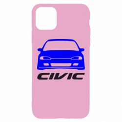 Чохол для iPhone 11 Pro Max Honda Civic