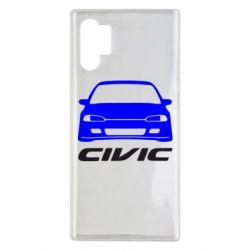 Чохол для Samsung Note 10 Plus Honda Civic
