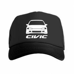 Кепка-тракер Honda Civic