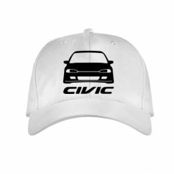 Детская кепка Honda Civic - FatLine