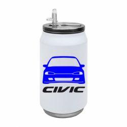 Термобанка 350ml Honda Civic