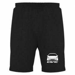 Мужские шорты Honda Civic - FatLine