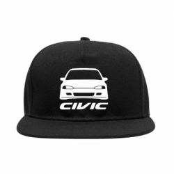 Снепбек Honda Civic