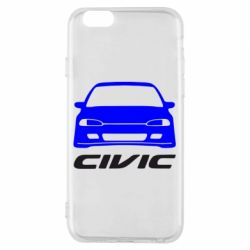Чохол для iPhone 6/6S Honda Civic
